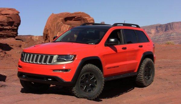 Составлен ТОП-5 внедорожников, которые не хуже Jeep Wrangler