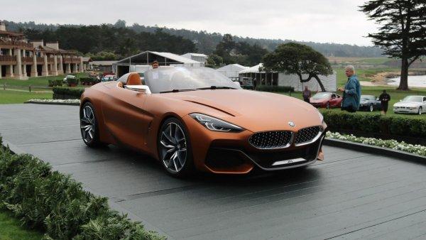 Дизайн нового родстера BMW Z4 M40i 2019 полностью рассекречен в сети