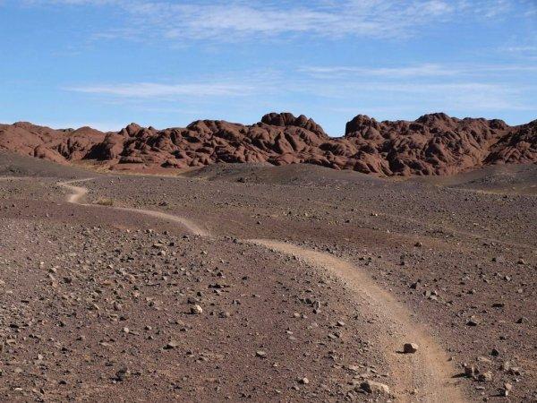 В пустыне Гоби обнаружили таинственный огромный объект неизвестного происхождения