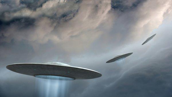 Пентагон опубликовал секретные материалы об инопланетной агрессии