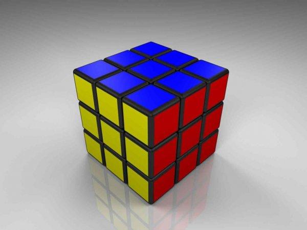 Житель Грузии установил новый рекорд по скоростной сборке кубиков Рубика