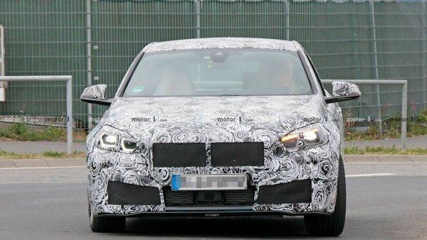 На Нюрбургринге заметили новый заряженный хэтчбек BMW M140i