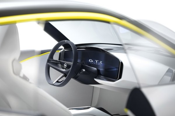 В Германии представлен электрический предвестник будущих кроссоверов Opel