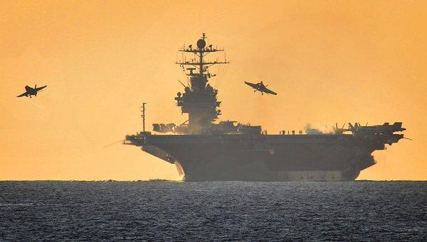 США возрождают Второй флот из-за угрозы со стороны России