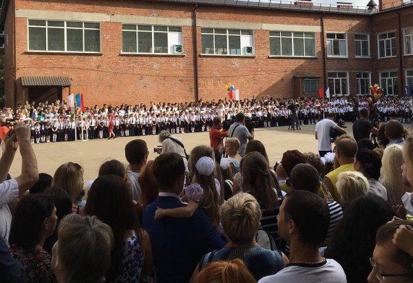 Минздрав Украины намерен отменить школьные линейки 1 сентября