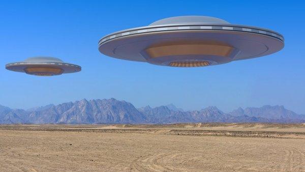 Швейцарец построил взлётно-посадочную площадку для НЛО