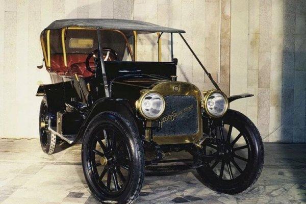 На «Авито» продают первый российский автомобиль – ему более 100 лет