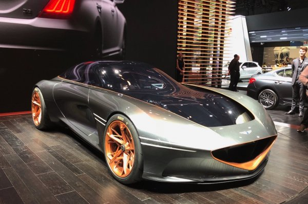 Genesis Essentia станет дорогим серийным автомобилем