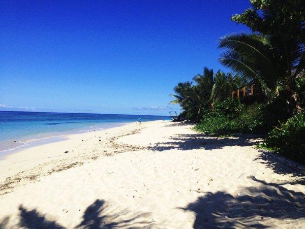У берегов Фиджи случилось сильное землетрясение