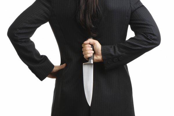 Школьная учительница отрезала бывшему любовнику пенис и смыла унитаз