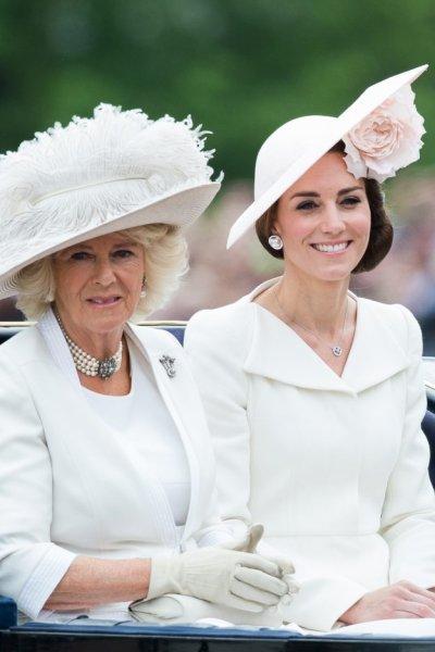 Снова скандал: Жена принца Чарльза назвала Кейт Миддлтон «серой и скучной» - СМИ