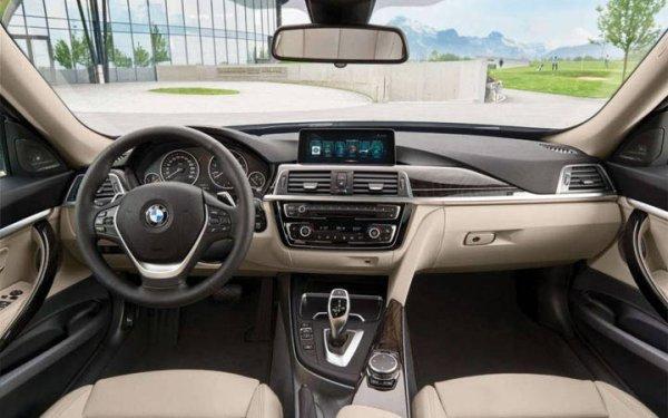 BMW показала фото с испытаний нового 3-Series в Долине Смерти