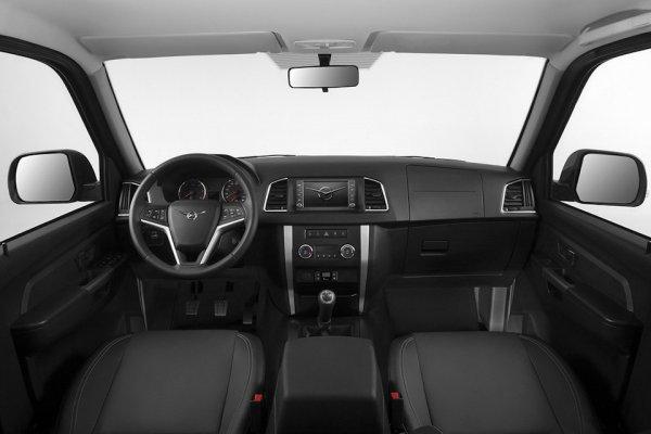 УАЗ начинает поставки модели УАЗ «Пикап» на европейский рынок