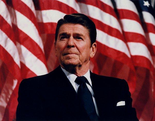 В США продали дом экс-президента Рейгана