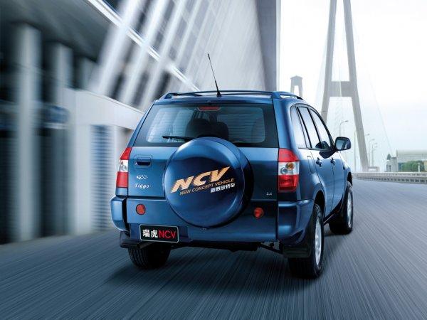 Chery Tiggo возглавил ТОП-10 самых распространённых в РФ китайских автомобилей