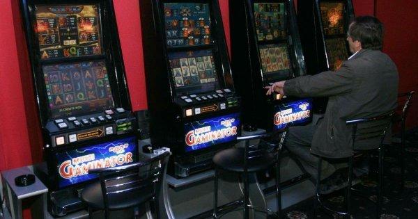 В США мужчина при помощи ребёнка ограбил игровой автомат