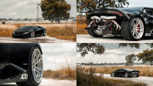 Lamborghini Huracan LP 610-4 от TR3 Performance стал 850-сильным гиперкаром
