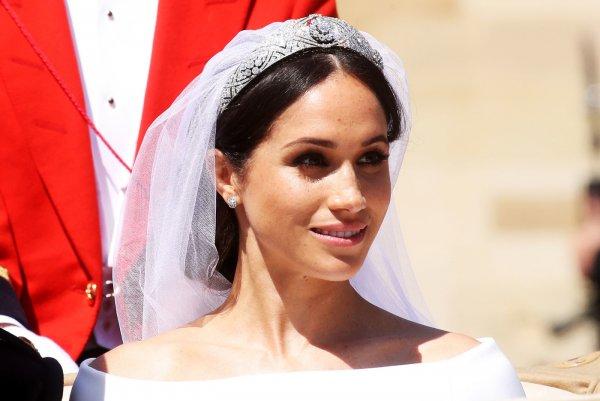 Меган Маркл трогательно вспомнила о первом свидании с принцем Гарри