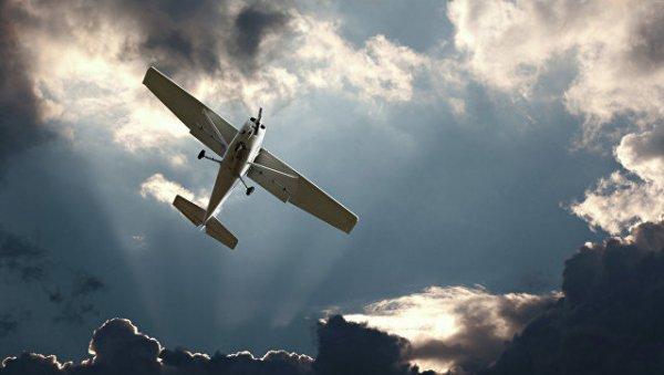 В Германии во время аварии легкого самолета погибли два человека