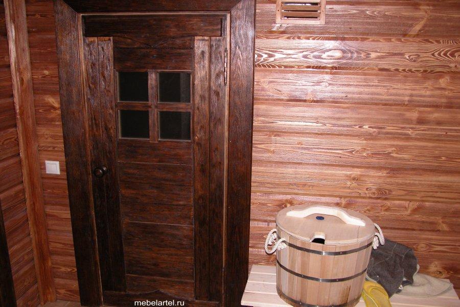 Входные и межкомнатные двери из натурального дерева