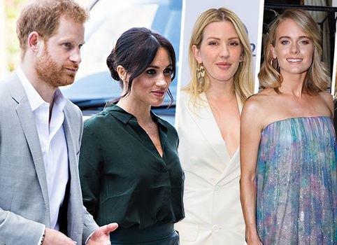 Неловкий момент: Меган Маркл встретится с экс-возлюбленными принца Гарри – СМИ