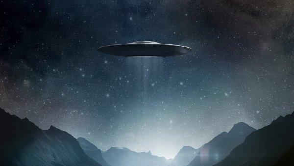 В Чили очевидцы сняли на видео сферический НЛО
