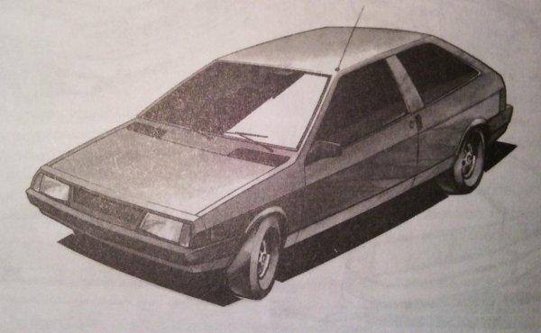 Смелый проект: ВАЗ-2108 связал «АвтоВАЗ» с Porsche