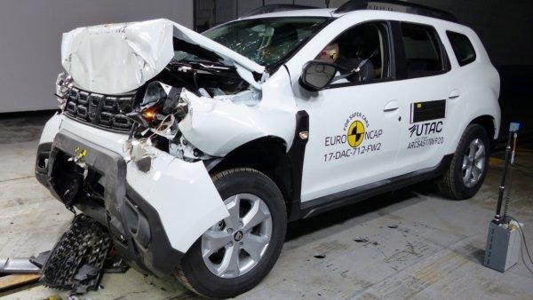 В машинах для краш-тестов Euro NCAP нашли подозрительные отметки
