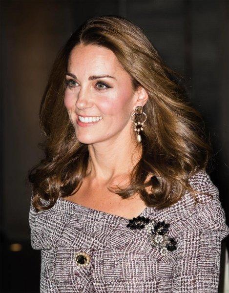 Кейт Миддлтон в серьгах за $1,220 появилась на мероприятии в Лондоне