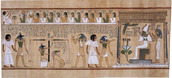 Папирус «Книги мертвых» ушел с молотка за €1,35 млн на аукционе в Монако