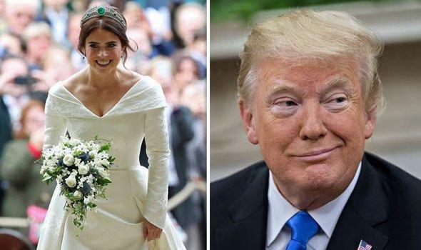 «Опять позор!»: Дональд Трамп опозорился, когда поздравлял принцессу Евгению со свадьбой – сеть