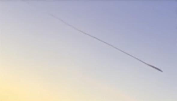 Авария НЛО над Парижем шокировала очевидцев – уфологи