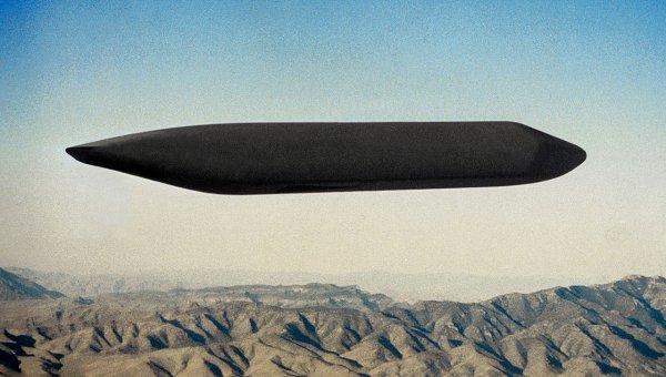 Легендарный «сигарообразный» НЛО заметили очевидцы из Миссисипи