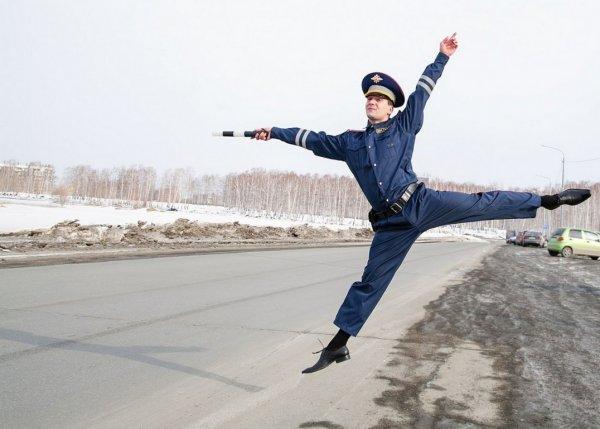 «Вы были самыми лучшими»: Блогер поблагодарил гаишников за работу на М4 «Дон»