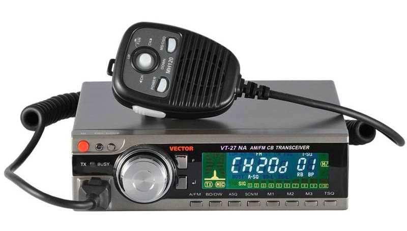 Виды и выбор антенн для автомобильной радиостанции