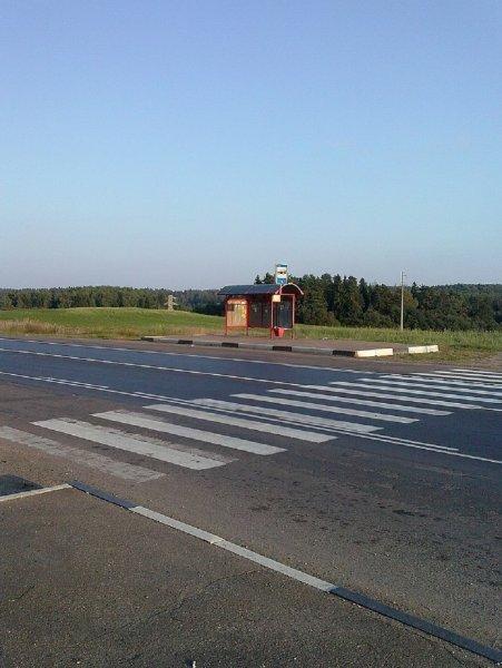 Юная жительница Гродно не уступила дорогу кортежу Лукашенко