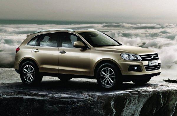 Жители России с начала 2018 года купили 25 000 китайских автомобилей