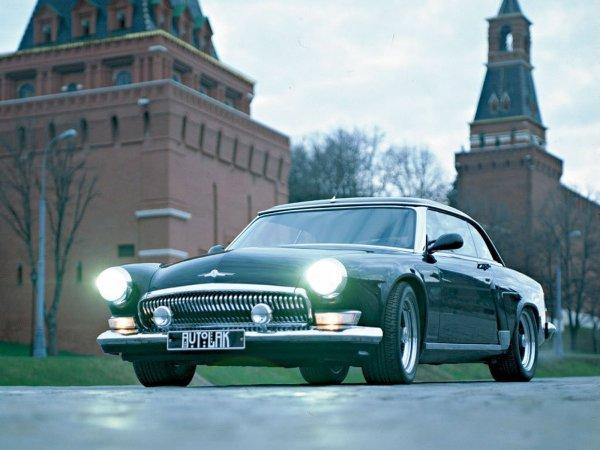 «Заряженная Волга»: На видео показали тюнингованный ГАЗ-21 с мотором от Toyota