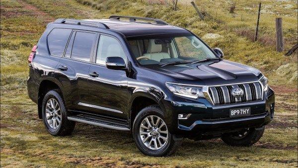 «Лакомый кусочек»: Могут ли воры угнать новый Toyota Land Cruiser Prado 2018 – эксперт