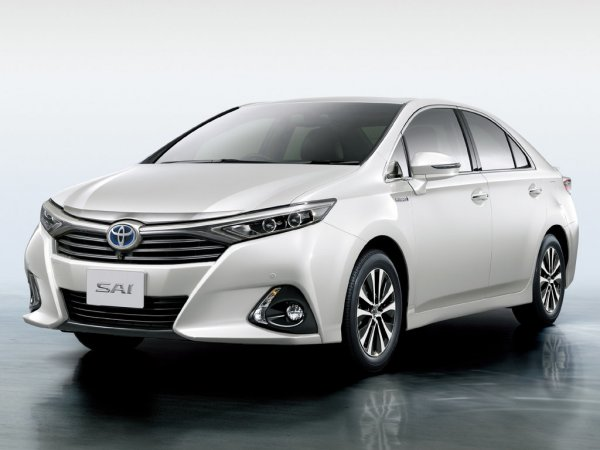 «Убийца Камри»: Блогер высоко оценил роскошный седан Toyota Sai