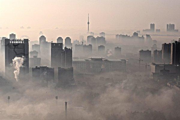 В Калифорнии загрязнение воздуха достигло пика