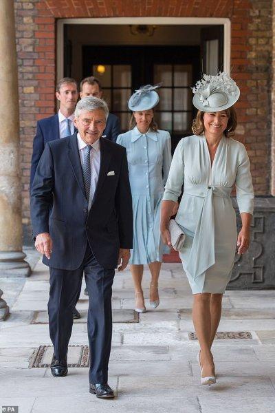 Мать Кейт Миддлтон была против брака дочери с принцем Уильямом – СМИ