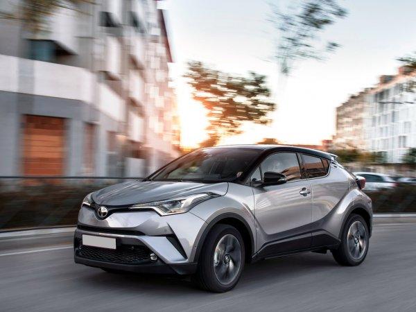 Чем новый Toyota C-HR лучше Juke, Creta и RAV4 рассказал эксперт