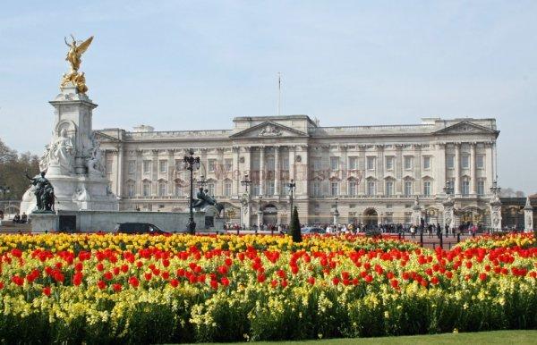 Елизавета II покинет Букингемский дворец