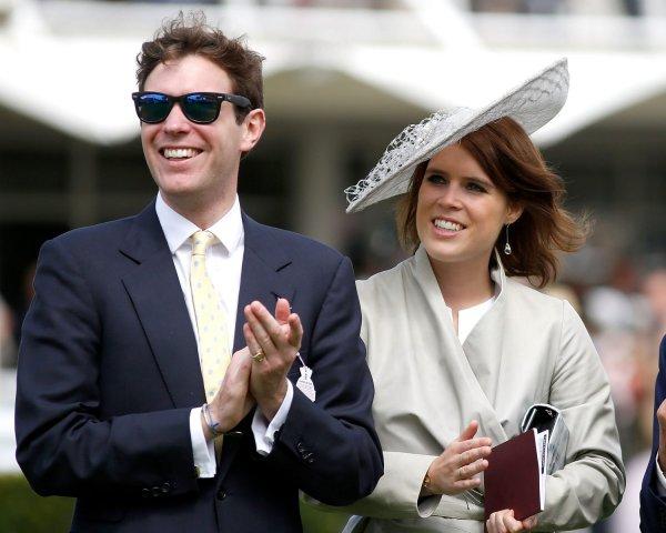 Уборка после свадьбы принцессы Евгении обойдётся в 328 тысяч долларов