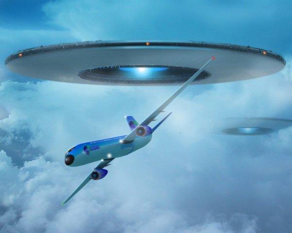 Огромный V-образный НЛО напугал жителей Флориды – уфологи