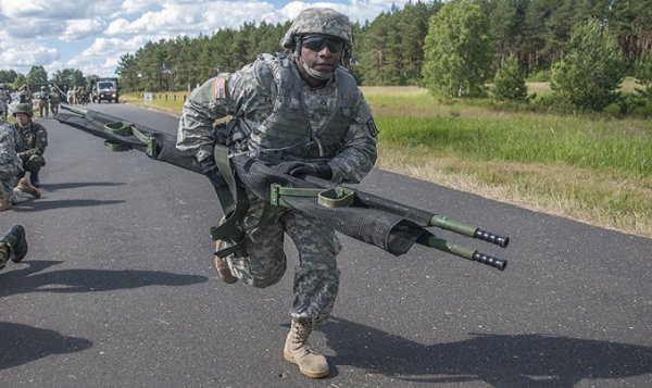 Армия США представила новый изнурительный тест на пригодность