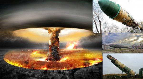 Украина готова и способна создать ядерное оружие