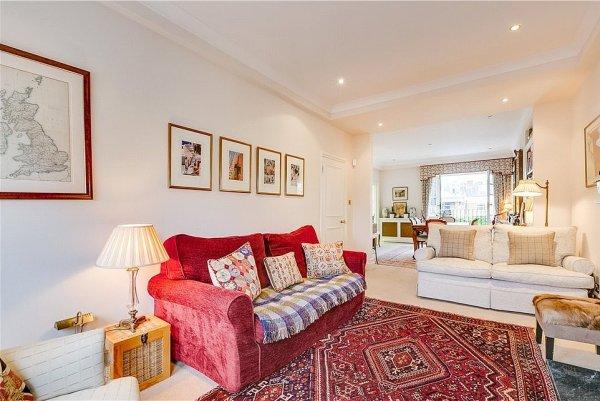 Кейт Миддлтон продает свой дом в западном Лондоне за