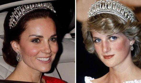 «Готовится стать королевой»: Психолог объяснил, почему Кейт Миддлтон подражает принцессе Диане